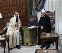 الإمام الأكبر: مستعدون للتعاون مع مؤسسة زايد لدعم القارة الأفريقية