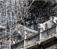خشية مزيدٍ من الانهيار.. ترميم كاتدرائية نوتردام يدخل مرحلة خطرة بإزالة السقالات