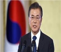الرئيس الكوري الجنوبي: حان الوقت ليتحرك العالم لدفع المحادثات مع بيونج يانج