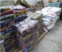 مواد غذائية وأدوات مدرسية ومساعدات للأسر الأكثر احتياجا بشلاتين