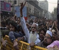 الهند تعزز الأمن قبل احتجاجات مزمعة على قانون الجنسية