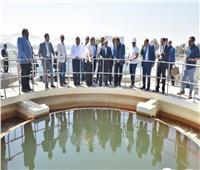 حصاد ٢٠١٩| تشغيل محطة مياه ديروط لخدمة 750 ألف نسمة بأسيوط