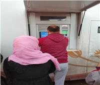 وصول ماكينات الصراف الآلي لشمال سيناء