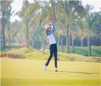 آدم الشامي يتصدر منافسات بطولة مصر ماسترز لناشئي الجولف