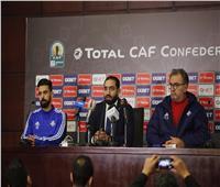 عبد الله السعيد: نسعى للفوز في مباراة المصري بالكونفدرالية من أجل الصدارة