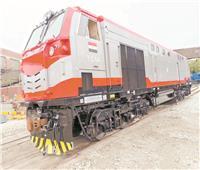 النقل يسابق الزمن في ٢٠٢٠  1300 عربة و250 جراراً جديداً بالسكة الحديد