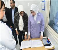 وزيرة الصحة: تسجيل 565 ألف مواطن في منظومة التأمين الصحي ببورسعيد