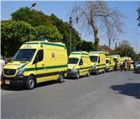 تفاصيل مصرع وإصابة 30 شخصًا في حادث «مروع» على طريق السخنة– الزعفرانة