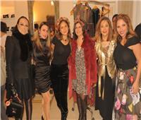 صور| ليلى علوي ونيرمين الفقي ونيللي كريم ودرة في عرض مجوهرات وأزياء