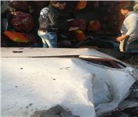 محافظ بورسعيد يتابع نقل 22 متوفيا بحادث إلى المستشفيات