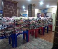 """مبادرة """"شتاء دافئ"""" لمستقبل وطن توزع ٢٠٠٠ بطانية لأهالى إمبابة"""