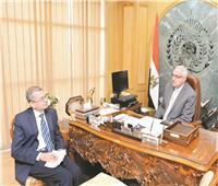 د رئيس جامعة المنصورة : لدينا أول جامعة إلكترونية في مصر