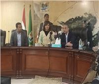 وزيرة الهجرة تطلق أولى فعاليات مبادرة «مراكب النجاة» في الفيوم