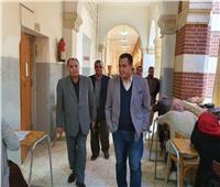 ضبط حالة غش بامتحانات كلية الآداب جامعة أسيوط