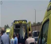 مصرع عامل سقط أسفل عجلات القطار بمحطة دشنا