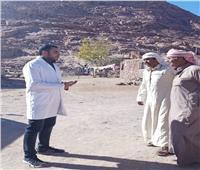 الصحة تطلق مبادرة لتسجيل المواطنين في التأمين الصحي الشامل بجنوب سيناء