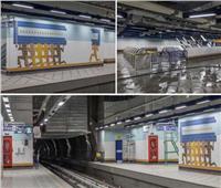 مصادر: تأجيل افتتاح محطتي مترو «النزهة وهشام بركات» إلى يناير