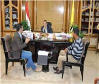محافظ شمال سيناء: الجهاز التنفيذي يقف على مسافة واحدة من جميع الأحزاب السياسية