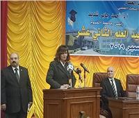 نبيلة مكرم: القيادة السياسية حريصة على منع خروج أي مركب غير شرعي من شواطئنا