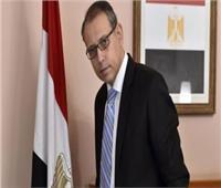 سفير مصر ببيروت يبحث والرئيس اللبناني العلاقات الثنائية بين البلدين