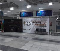 صور| حفل جوائز الكاف يزين الغردقة من المطار إلى سهل حشيش