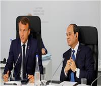 الإليزيه: ماكرون والسيسي اتفقا على مخالفة تركيا وحكومة الوفاق للقوانين الدولية