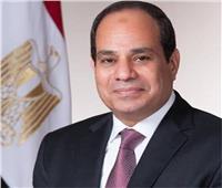 الرئيس السيسي يهنئ المصريين بحلول 2020: نأمل أن يكون عام خير وبناء وتماسك