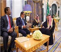 خادم الحرمين يتسلم رسالتين من رئيسة إثيوبيا ورئيس وزرائها