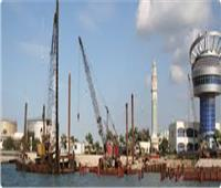 حصاد النقل  أبرز مشروعات ميناء دمياط خلال عام 2019