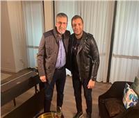 اليوم.. رامي صبري يحتفل بـ 2020 مع عمرو الليثي