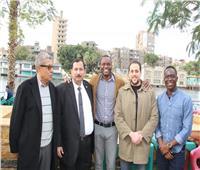 صور| أمين صندوق «المهندسين»: مستمرون في طريقنا نحو تبادل الخبرات المصرية الإفريقية
