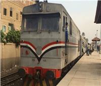 «السكة الحديد» تكشف تفاصيل هبوط أرضي بقضبان محطة شبرا الخيمة