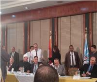 رئيس تحرير الأهرام: تجديد الخطاب الديني يحمي الأمن القومي المصري
