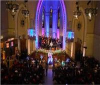 قصر الدوبارة يحتفل برأس السنة الميلادية