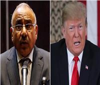 البيت الأبيض: ترامب أكد لرئيس وزراء العراق ضرورة حماية الأمريكيين