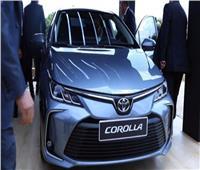 تويوتا «كورولا» تتراجع 19 ألف جنيه مع بداية عام 2020