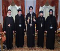 البابا تواضروس يجتمع بمسئولي القطاعات الرعوية بالإسكندرية