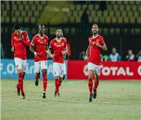 الأهلي يعلن تشكيل فريقه لمواجهة مصر المقاصة