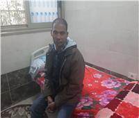 مكالمة هاتفية تنقذ «خالد».. قصة من داخل «صندوق حديد»