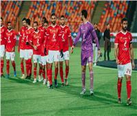 الشوط الأول| التعادل السلبي يسيطر على مباراة المقاصة والأهلي