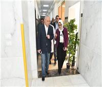 وزيرة الصحة: تشغيل مستشفى العديسات للأطفال تجريبيًا18 يناير
