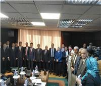 «شاكر» يوقع عقد تطوير التحكم الاقليمي للقاهرة الكبرى مع المصرية لنقل الكهرباء