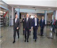 وزير الاتصالات يفتتح مشروعات جديدة بسوهاج