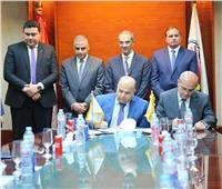 تعاون بين المصرية للاتصالات ومحافظة سوهاج بمجال التحول الرقمي