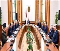 عاجل  السيسي يرأس اجتماع مجلس الأمن القومي