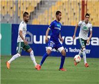 المصري يهزم سموحة بهدفين في الدوري الممتاز
