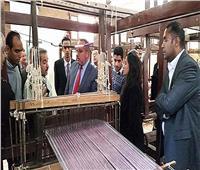 صور..مدرسة محمد محمود في أسيوط «نواة لصناعة السجاد اليدوي»