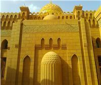 صور| وزير الأوقاف يفتتح مسجد «الرحمة» ويلقي خطبة الجمعة بطور سيناء