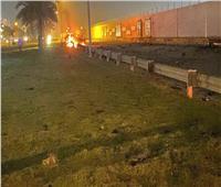 ننشر الصور الأولى لمقتل قاسم سليمانيفي الهجوم الأمريكي