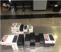 جمارك مطار القاهرة تضبط محاولة تهريب كمية من الهواتف المحمولة